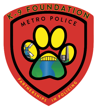 K-9 Foundation Logo