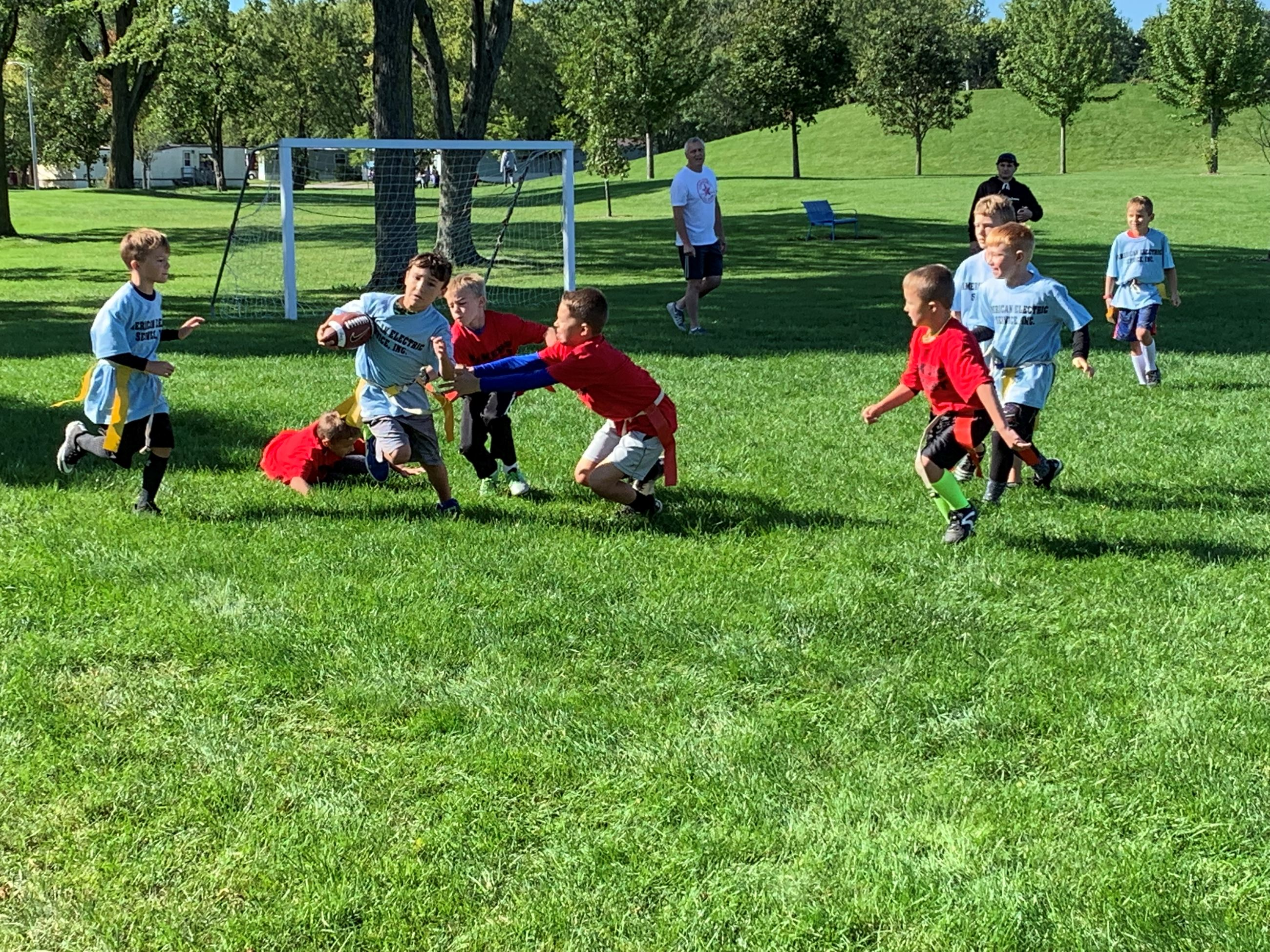 2019 Flag Football - pic 13